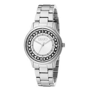 【送料無料】ウォッチリュジョラグジュアリーorologio donna aurelia silver tlj1129 liu jo luxury
