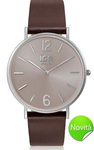 【送料無料】ice watch city tanner brown taupe ctbnt41l16 ic 001518