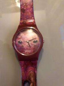 エディションウォッチクリスnuova inserzionelimited edition 1500 sold out vannen watch  chris ryniak the order of things