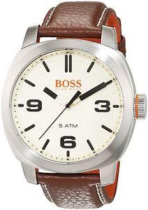【送料無料】ヒューゴボスオレンジクロックhugo boss orange 1513411 orologio da uomo w4p