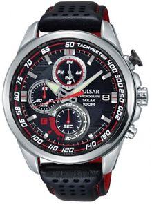 【送料無料】パルサークロノグラフ×pulsar gents orologio cronografo pz6005x1