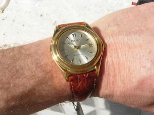 【送料無料】パルサーゴールドウォッチrare nos pulsar automatic men watch gold filled uhr montre reloj