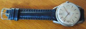 【送料無料】ジュネーブビンテージtoifelk geneve antimagnetic vintage anni 50 carica manuale cal eb 1197 17 jewels