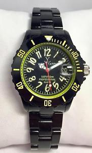 【送料無料】スモールウォッチorologio toy watch fluo small fl60bkn nuovo