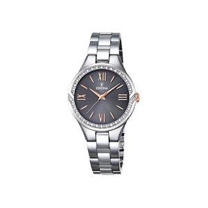 【送料無料】スチールfestina orologio donna acciaio f169622