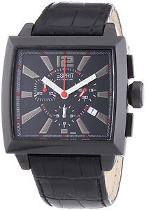 【送料無料】コレクションエルカラーesprit collection el101031f02 orologio da polso uomo, pelle, colore c2c