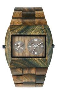 【送料無料】orologio in legno wewood jupiter rs army 70331100