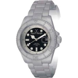【送料無料】orologio toywatch toyglow quarzo donna silicone silver gw02sl