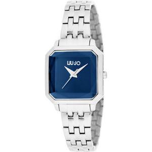 【送料無料】orologio donna corona blu liu jo luxury tlj1269