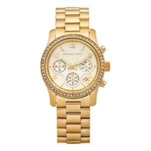 【送料無料】orologio cronografo donna michael kors mk5130