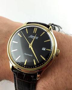 【送料無料】クロッククラシックビンテージルビーウォッチwatch lorenz automatic ref30027 orologio classic montre vintage reloj 21 rubini