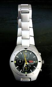 【送料無料】クロッククロノグラフorologio uomo time force cronografo