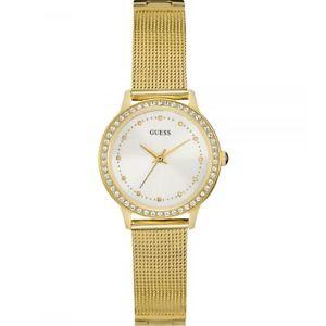 【送料無料】レディースチェルシーウォッチladies guess chelsea watch w0647l7