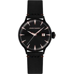 【送料無料】ファッションジョンダンディmoda orologio john dandy fw 16 uomo jd2609m05
