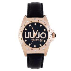 【送料無料】リュージョーラグジュアリーorologio solo tempo donna liu jo luxury venus tlj343g