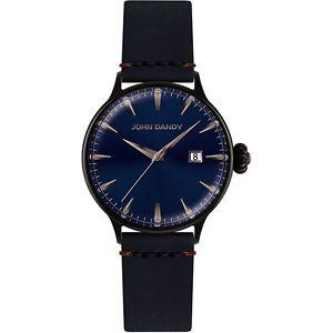 【送料無料】moda orologio john dandy fw 16 uomo jd2609m07