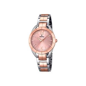 【送料無料】スチールfestina orologio donna acciaio f169332