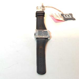 orologio donna laura biagiotti cassa acciaio cinturino pelle ref lb 0002l01