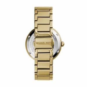 クロックパーカーステンレススチールクロノグラフoriginale michael kors mk5784 orologio parker in acciaio inox cronografo nuovo amp; ovp