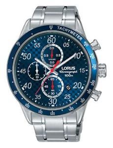 【送料無料】lorus rm329ex9 orologio da polso uomo it