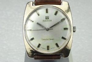 【送料無料】ティソキャリバーorologio tissot seastar seven calibro781 anni1970 gold plated