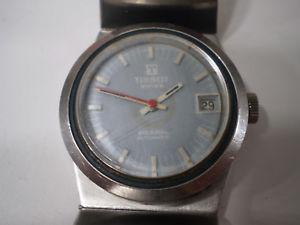 ティソビンテージtissot orologio vintage automatic sideral 33 mm