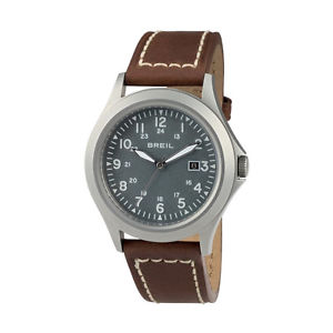 ファッションウォッチmoda orologio breil army uomo solo tempo nero  tw1482