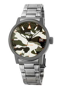 【送料無料】ウォッチkienzle kg400 c flieger uomo , kienzle watch,