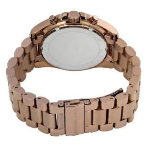 マイケルステンレススチールクロッククロノグラフmichael kors mk6247 orologio cronografo quadrante in acciaio inossidabile