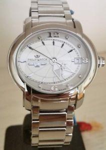 【送料無料】フィリップウォッチウォッチorologio philip watch donna tre sfere quarzo mod anniversary refr8253150645