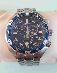 【送料無料】セクターオーシャンウォッチマスターorologio sector ocean master 3273670035