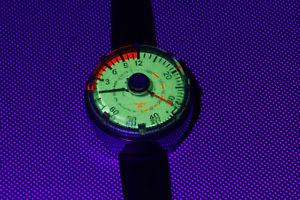 【送料無料】ゲージモジュールビンテージユニバーサルダイバースキューバプロprofondimetro modulo tecnisub vintage universal diver plongee scuba plongeur pro