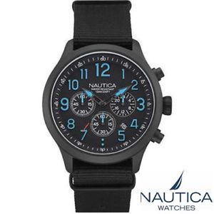 【送料無料】ノーティカクロックnautica orologio na16514g   nuovo 201718