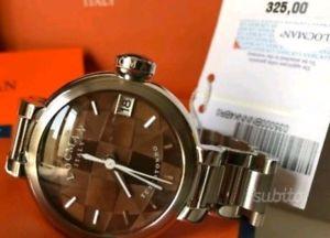 【送料無料】ブラウンウォッチイタリアウォッチlocman tuttotondo orologio marrone donna nuovo garanzia 325 italy watch