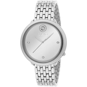 【送料無料】リュジョラグジュアリーorologio donna silver only you tlj1157 liu jo luxury