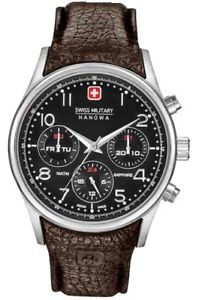 【送料無料】スイスswiss military hanowa 06427804007 orologio da polso uomo it