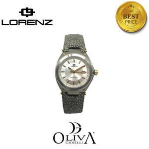 【送料無料】レディアキテーヌウォッチlorenz orologio donna aquitania datejust 024862aa