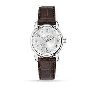 【送料無料】フィリップケントスチールphilip watch kent r8251178506 lady acciaio e argentee acciaio e pelle apr16