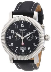 【送料無料】スイスアルプスサムクロノグラフswiss alpine military 28809537sam cronografo da uomo