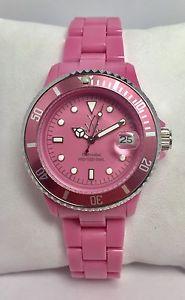 【送料無料】ピンクウォッチウォッチコレクションorologio donna toy watch fluo collection rosa fl30ps mai indossato