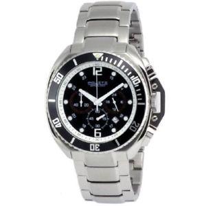 【送料無料】クロッククロノグラフpoliti orologi or2801 cronografo da uomo da uomo