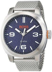 【送料無料】ヒューゴボスオレンジクロックメートルhugo boss orange 1550014 orologio da uomo s2m