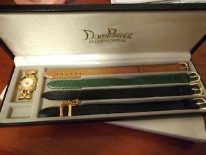 【送料無料】orologio donna dom baiz vintage