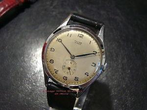 【送料無料】クロックウォッチビンテージウォッチorologio  ancre watch 1960ca manual exellent condition vintage watch