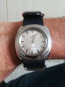 【送料無料】abc orologio da polso enicar vintage carica manuale 40 mm