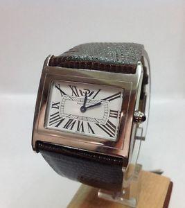 フィリップサンバモデルブラウンウォッチphilip watch donna modello samba brown
