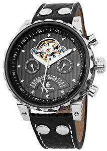【送料無料】クロックburgmeister limoges bm136922 orologio da uomo f9y