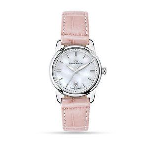 【送料無料】フィリップケントレディウォッチスチールphilip watch kent lady acciaio e madreperla r8251178507 acciaio pelle data apr16