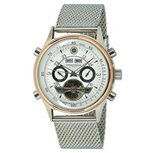 【送料無料】ラフィート×constantin durmont lafitte cdlafi2atstm2strgwh orologio da polso x8h