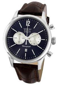 【送料無料】デイビスdavis 1751, orologio da polso uomo u0y
